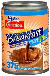 Nestlé Carnation® Lactose Free Instant Breakfast Can